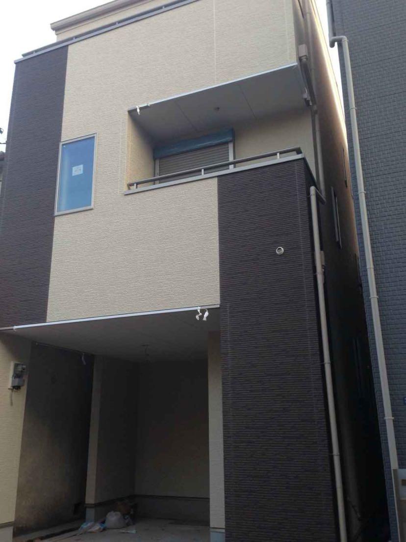 日本大阪府-1.9Minshuku in Osaka, Japan 1.9 completed